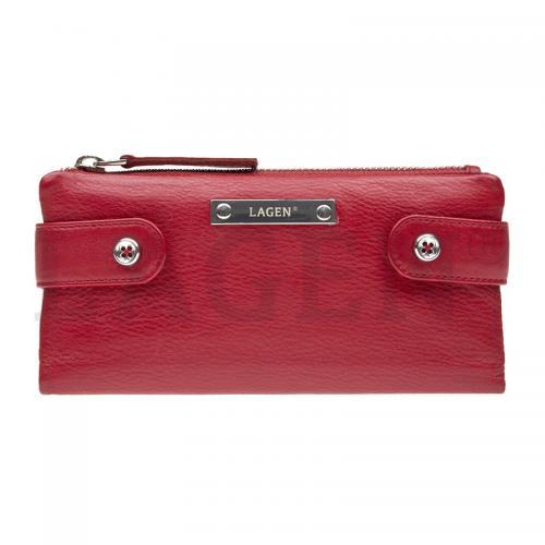 Lagen peněženka červená 958