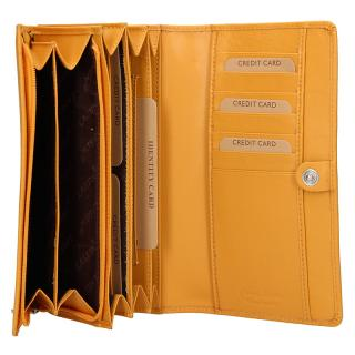 Lagen peněženka žlutá 50310