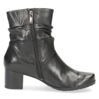 Kotníková obuv CAPRICE černá 25364