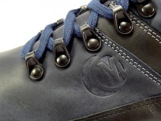 Mateos obuv granát 842
