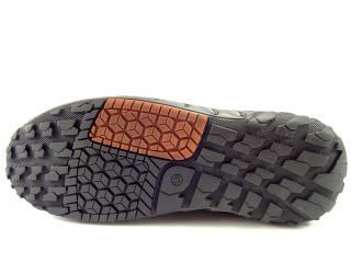 Mateos obuv černá 780