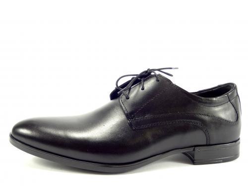 Mateos obuv černá 850