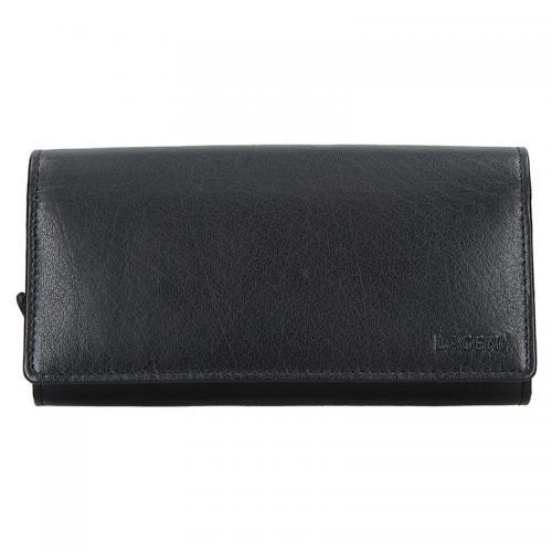 Lagen peněženka černá LG/02