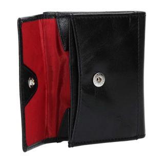 Lagen peněženka black/red