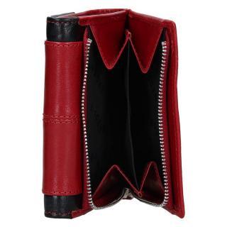 Lagen peněženka red/black 4391