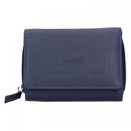 Lagen peněženka navy 4230
