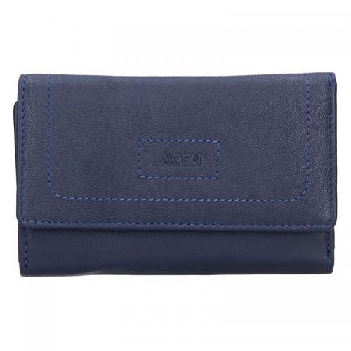 Lagen peněženka navy 4386
