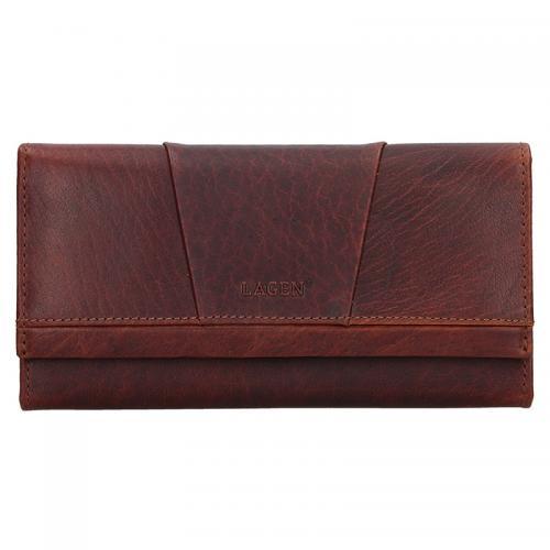 Lagen peněženka cognac 4226