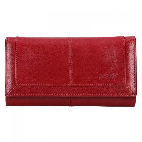 Lagen peněženka red/red 4228