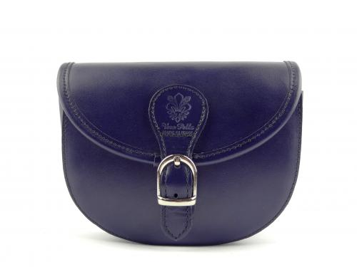 Vera Pelle 650 modrá kabelka