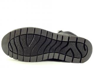 Kotníková obuv Mateos šedá 448