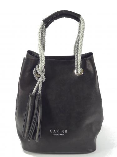 Kabelka Carine černá BIBS C200