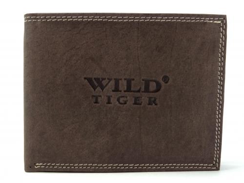Peněženka Wild hnědá AM/28/033