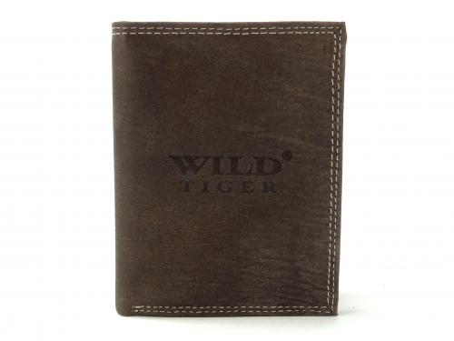 Peněženka Wild hnědá AM/28/034