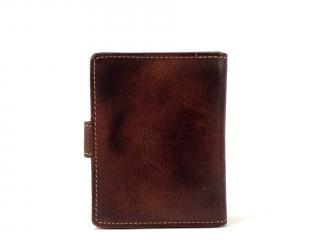 Peněženka Wild hnědá N1189