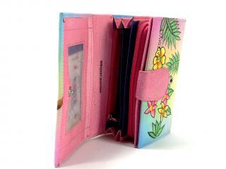 Peněženka růžová N19/4314