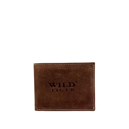 Peněženka Wild hnědá AM/28/059