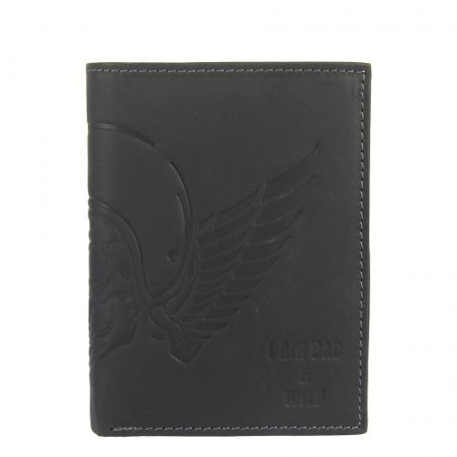 Peněženka Wild černá N4HUB