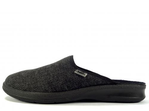 Befado papuče šedé 548M022
