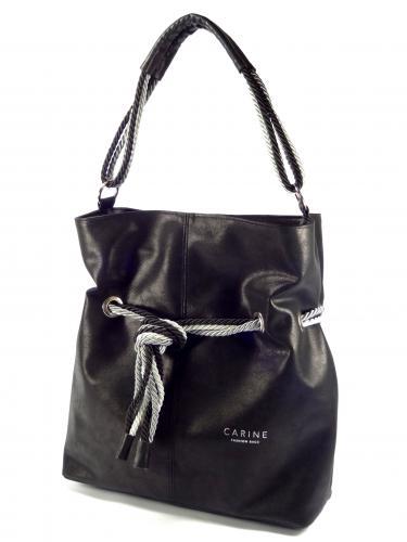 Carine kabelka černá BIBS 156