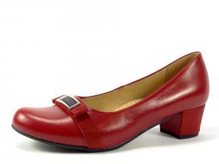 Aurelia lodičky červené 154