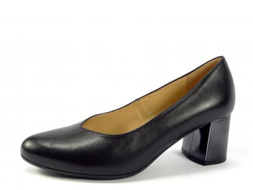 Aurelia lodičky černé 108