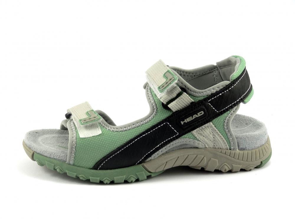 7271250d224 Head sandál zeleno-šedo-černý