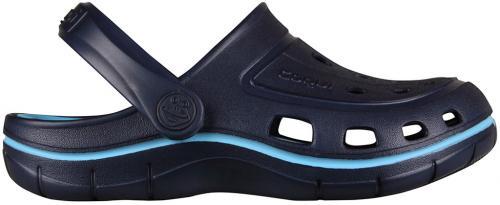 COQUI sandály modré 6353