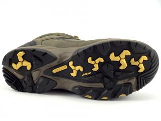 HI-TEC kotníková obuv oliva