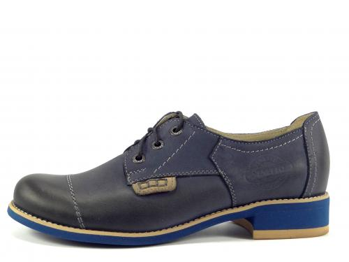 Polobotka Aurelie modrá 189