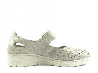 Letní obuv bílá LR71326