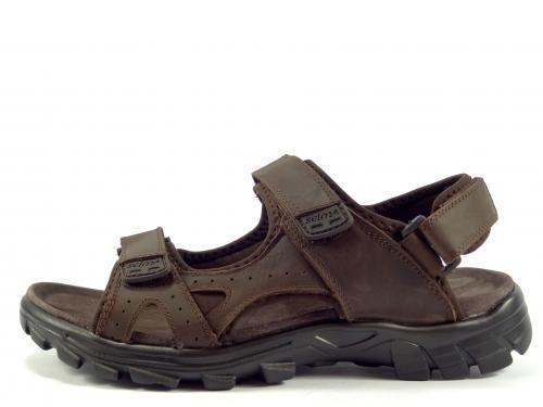 Sandál hnědý Selma MR 71501