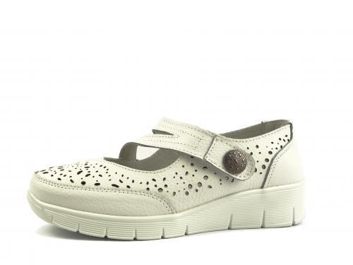 Letní obuv bílá LR83348