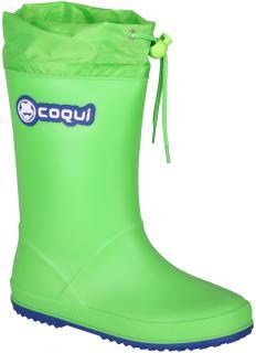 COQUI holínky lime 8509