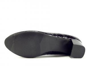 Tanex lodička černá 2301/4512