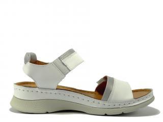Aurelia sandál bílý 09/93 K193