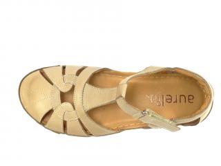 Aurelia sandál hnědý 269 N292
