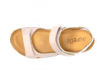 Aurelia sandál lila 260 K192