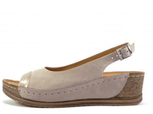 Aurelia sandál růžový 189/205 K306