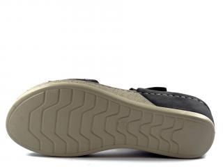Sandál Eveline černý 35396A8