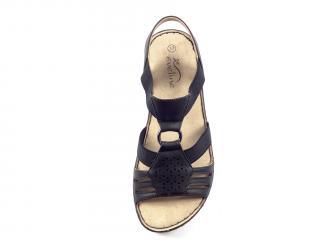 Sandál Eveline černý 5C02605