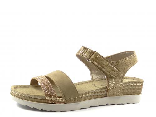 Sandál Inblu zlatý INOF19