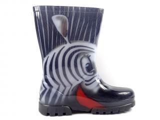 Holínky Demar zebra Twister