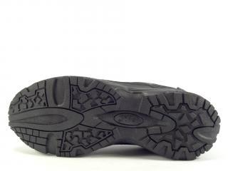 Softshell obuv DK 1096 BLACK BLUE D