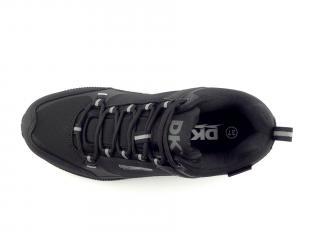Softshell obuv DK 1096 BLACK M