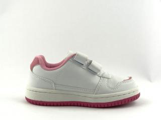 Dětské boty Aurelia 21479B-3 bílo růžová