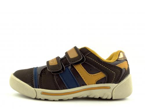 Dětská obuv Aurelia 23709M2 hnědá