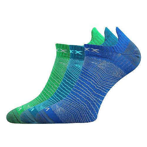 Voxx ponožky mix C pánský 3 páry Rex