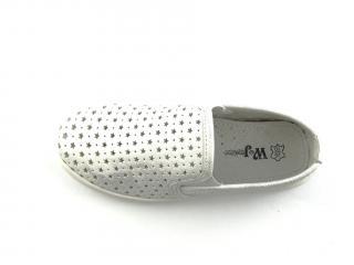 Balerina Wojtylko stříbr 3BA1029