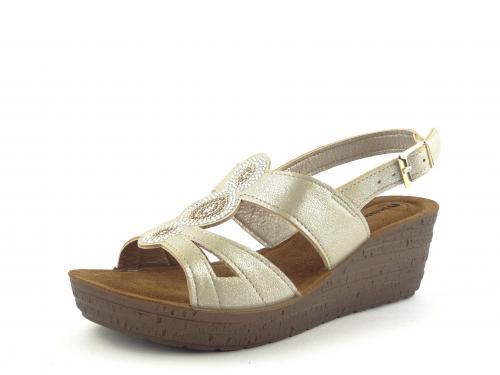 Sandály Inblu  pískové GM23